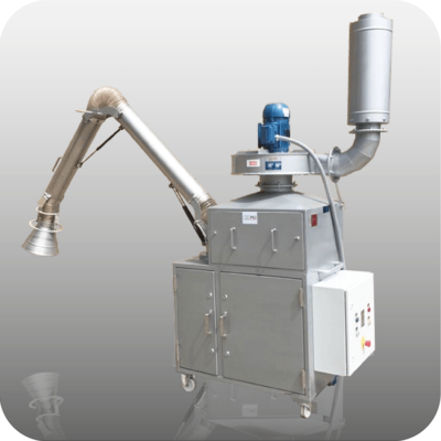 Extractor / Aspirador para humo de soldadura PAGGI